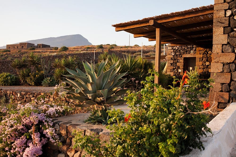 A house in Pantelleria for winter