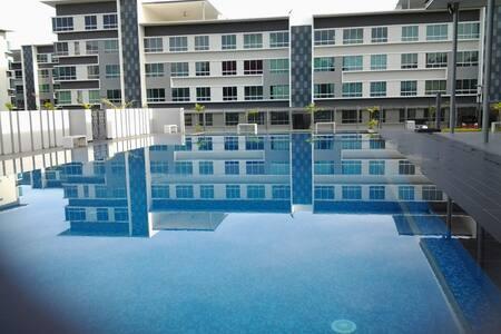 Kota Kinabalu Homestay.  Very clean & comfortable - Apartment