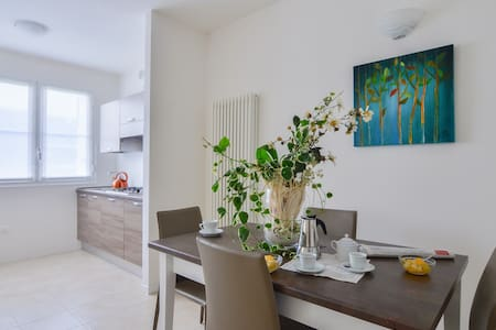 NERONE - Comfrotable 2bdr with terrace and pool - Marina di Ravenna - Apartment