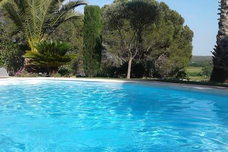 Dreaming house  jolie vue dominante - La Motte - Villa