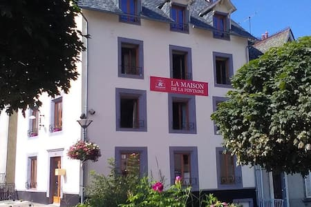 Chambres d'hôtes à Marcenat - Condat