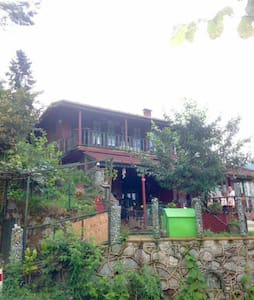 Olimbera otantik köy evi - Kemerköprü Köyü - Dům