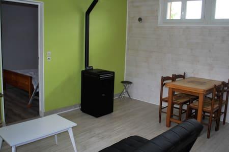 Maison de 50 m2 à 12 km du Futuroscope - Rumah