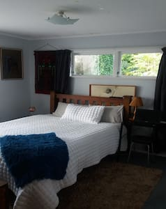 Tracy's Whakatane B n B Queen Room - House