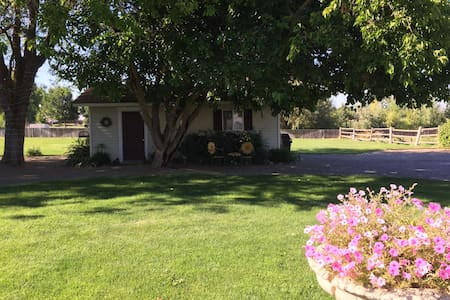 Cozy Little French Country Cottage - Prosser - Hus