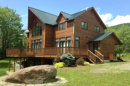 Luxury ski house, Jay peak - Montgomery