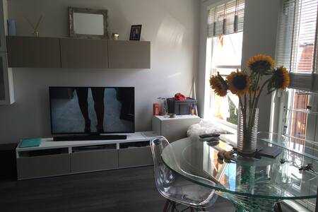 2 bed flat 1 spare room 2 beds wifi - London - Apartment