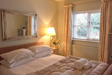 Treneglos; a beautiful cosy cottage - North Tamerton - Casa