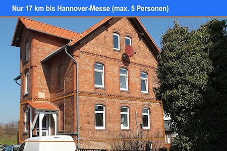 Whole Floor - 17 kms from Hanover Fair (H-Messe) - Entire Floor