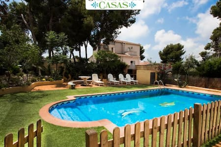 Villa Oasis with 4 bedrooms, close to the beach! - Villa