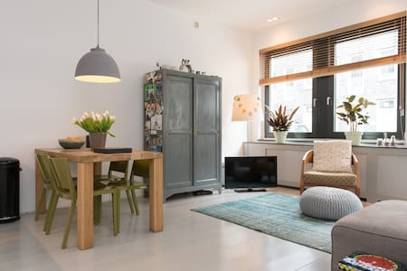 Family-Luxury Apartment Old-West - Amsterdam - Apartment