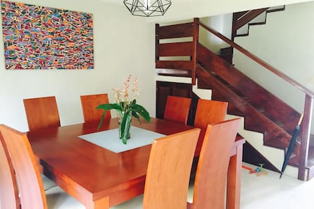 Casa en Coatepec Linda y cómoda - Rumah