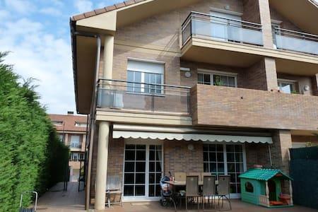 Casa familiar completa para San Fermín - Gorráiz