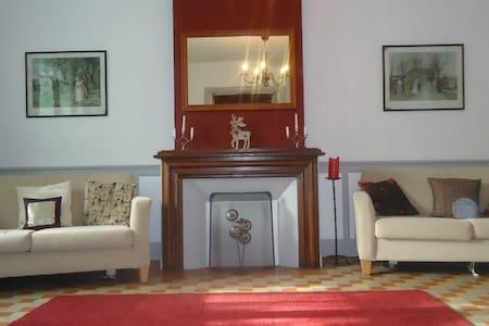 Ancienne Ferme du 18ème siècle  - Durban-sur-Arize - Hus