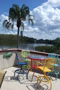 Scenic WATER FRONT CONDO (on 700 acre Lake) - Condominio