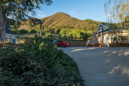 Peace Amidst Nature - Ojai - Apartment