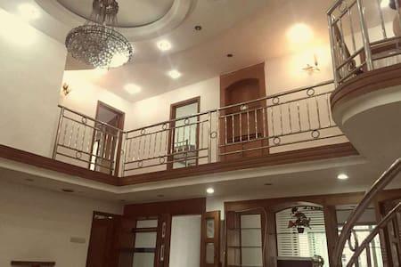 广州三号线地铁口复式公寓超大空间温馨文艺小清新入住两晚 - Canton - Appartamento