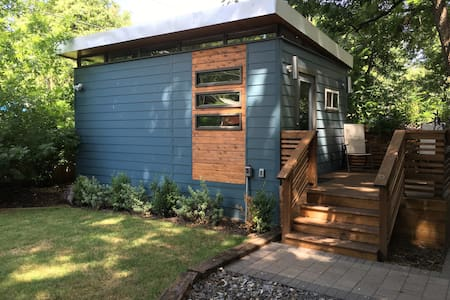 Tiny House: Heart of the East Side - Austin - Rumah
