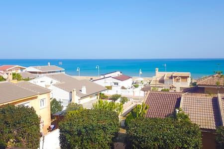 SEA VIEW, 50m FROM THE BEACH - Guardamar del Segura