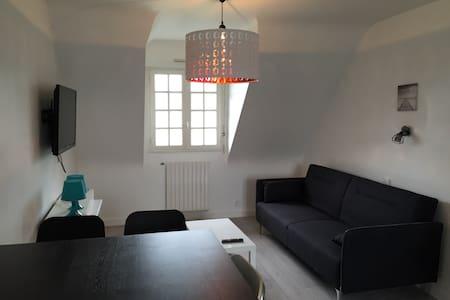 Charme et modernité à Locmariaquer - Lejlighed