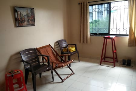 1 Room in Leafy bylanes of Wanowrie Pune - Apartament