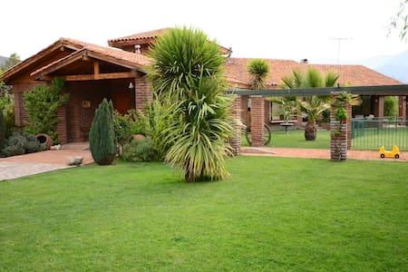 Casa de campo para disfrutar - House