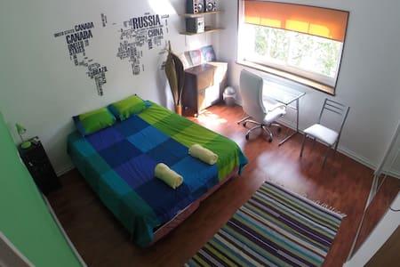 Amazing Room - Heart of Recoleta!