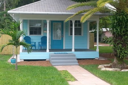 The Cottage at Audrey Place - 威爾頓莊園(Wilton Manors)