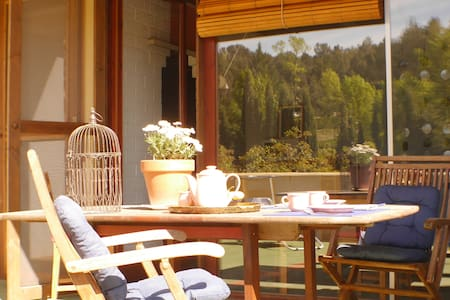Country house with beautiful views - Sales de Llierca - House