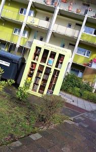 Nahe/near/perto Frankfurt, charming Apartment - Offenbach am Main - Apartamento