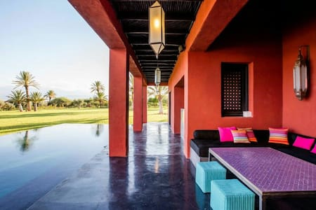 Splendide Villa Contemporaine à Marrakech - Marrakesh