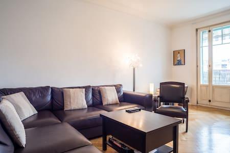 Appartement cosy, central, Genève - Geneva - Apartment