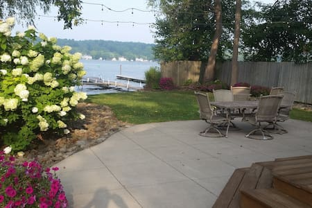 SIMPLY THE BEST on Conesus Lake - Hus