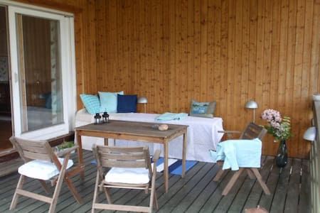 Cozy cottage with a lovely view, Fjordglimt 4, - Hadsund - Chalet