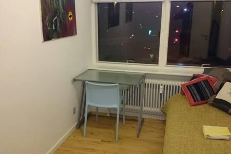 Nice view room in a cozy flat. - Apartamento