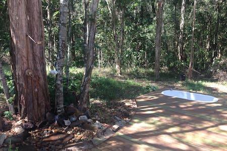 Rainforest Yurt 5 mins to Festivals