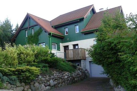 Dom nad jeziorem Brodno małe - Appartement