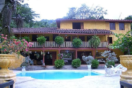 Ranch in the rainforest - Venecia