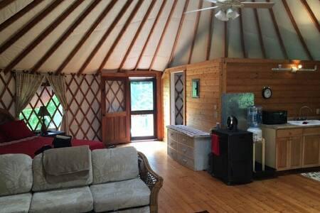 Peaceful Yurt - Keaau - Iurta