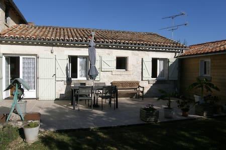 Gîte au coeur du Marais Poitevin - Hus