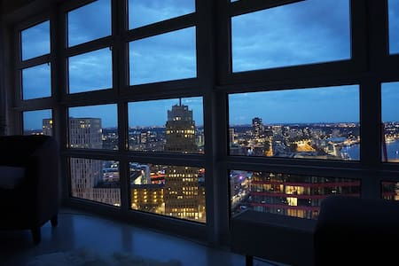 Stunning view in this city center apartment! - Lakás