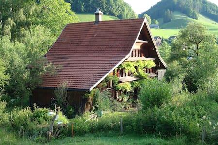 Haus im Grünen für Naturliebhaber - Haus