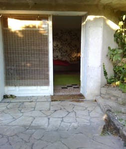 chambre avec entrée indépendante - Rumah