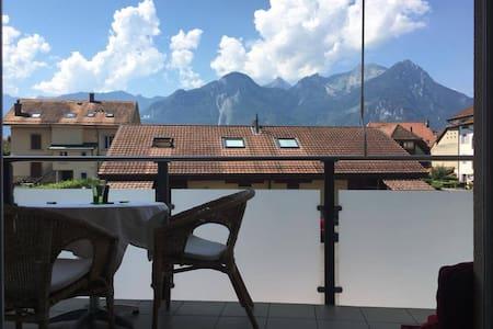 Entre lac & montagne - Wohnung