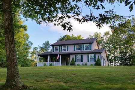 A Lovely Home Base in Blacksburg - Blacksburg - Rumah