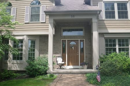 Cozy Room in Vineyard Hill, Fairport NY, BR # 3 - Fairport - Apartment