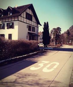 Ferienwohnung in ruhiger Umgebung bei Bregenz - Társasház
