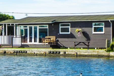 Riverview - Potter Heigham - Huis