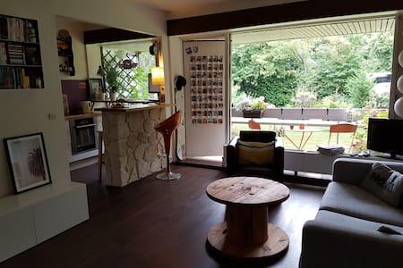 Grand studio de 36m² dans résidence calme - Wohnung