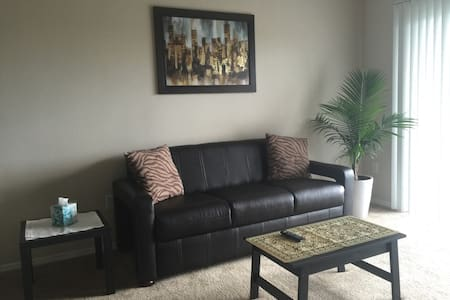 Apt/condo 15 min from Galleria - Houston - Apartment